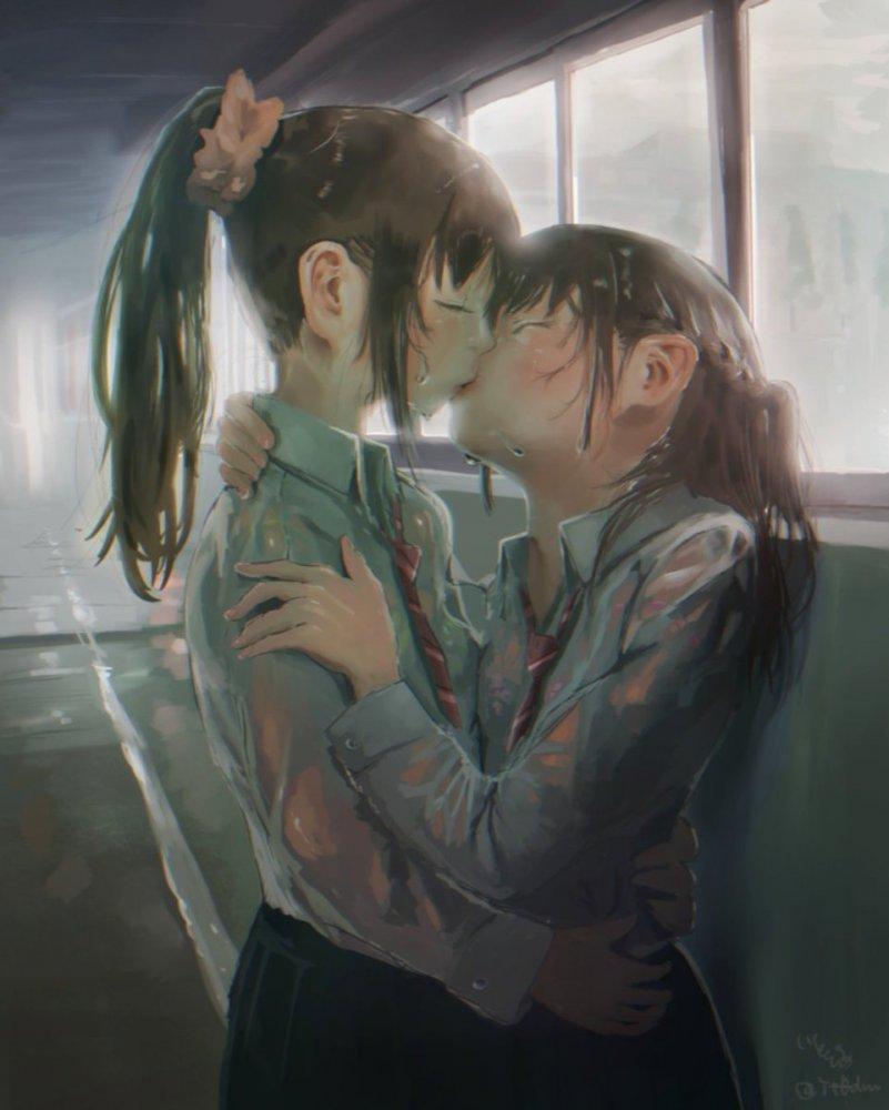 【2次】女の子同士の二次画像